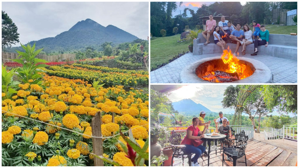 1 Matutum Blooms Cafe and Flower Farm